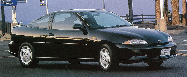 トヨタ キャバリエ クーペ2.0S