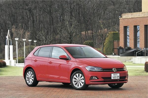 VW ポロ TSIハイライン/全長×全幅×全高:4060×1750×1450mm、エンジン:1L直3ターボ、最高出力/最大トルク:95ps/17.9kgm