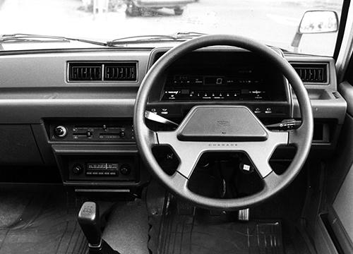 リッターカーとして初めてデジタルメーターを採用するなど、先進性にも富んでいた
