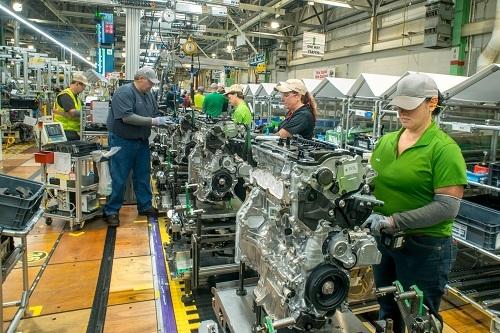 トヨタの統制された生産ラインや、調達システムをもってしてもすべて自社完結は非効率的なのだ