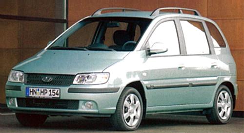 ピニンファリーナがデザインした現代自動車のコンパクトMPV