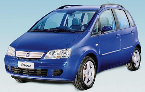 本国イタリアとブラジルで生産されたハイトワゴン。ガソリン5種、ディーゼル3種のエンジンを用意