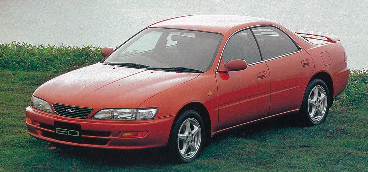 トヨタ カリーナED G-Limited(1993年式)