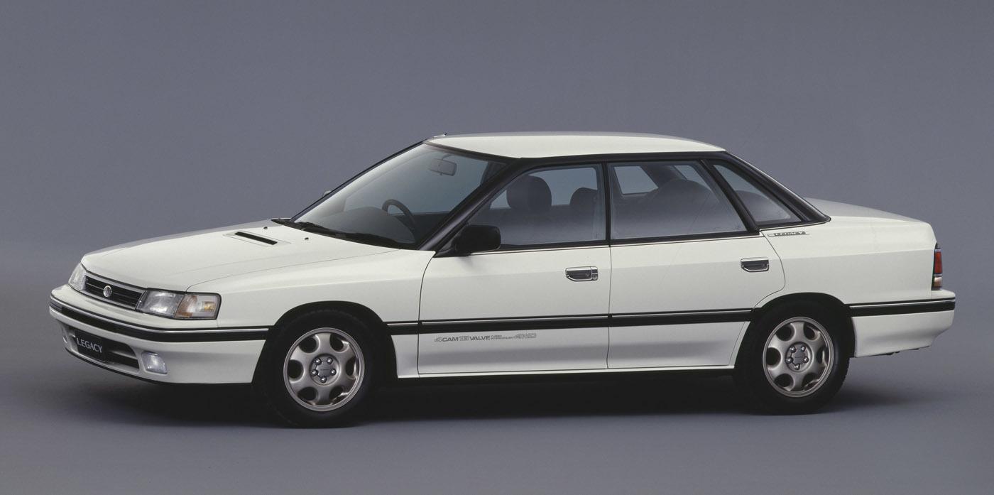 スバル(初代)レガシィセダンRS-R(1989年式)