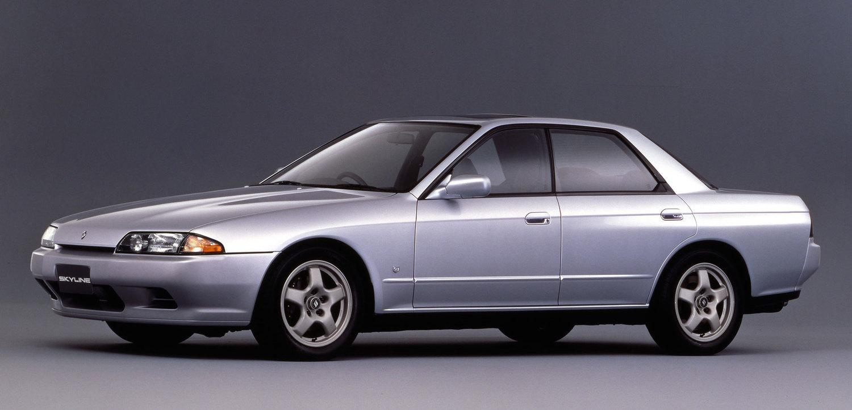 日産(8代目)スカイライン 1989〜1994年