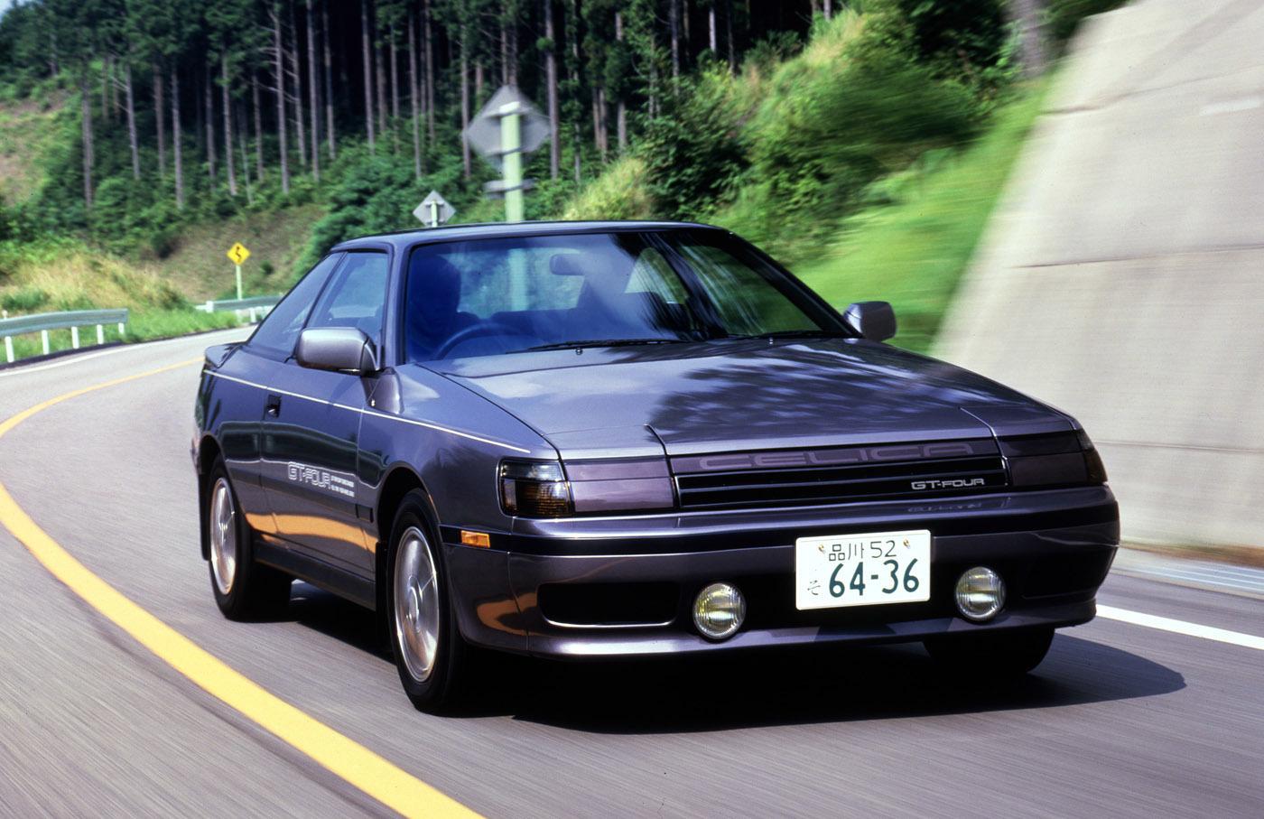 トヨタのトップグレードといえばやはり「GT-FOUR」