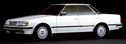 5位はトヨタの1G型。写真は1G-GTE搭載のマークⅡツインターボだ