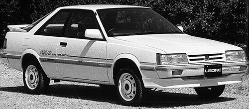 ラリーを意識したホワイトの鉄ちんホイールを装備。タイヤサイズは185/60R14で最低地上高は180mmだ