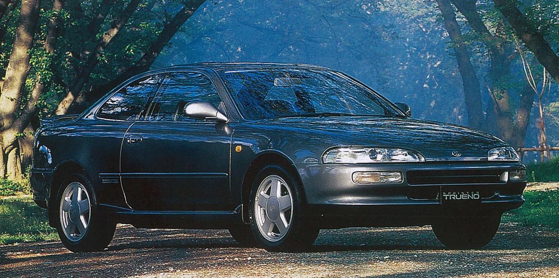トヨタスプリンタートレノ(1991〜1995年)