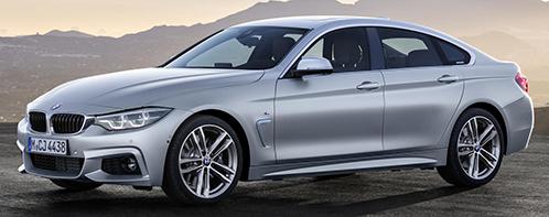 BMW4グランクーペ