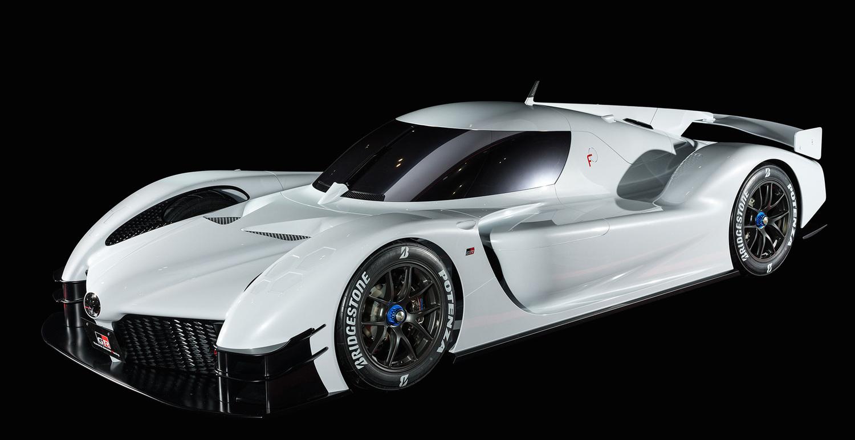 GRスーパースポーツコンセプト。2.4L、V6直噴ツインターボチャージャー搭載で、システム最高出力は735kW/1000ps