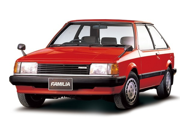 1985年登場の5代目ファミリア。