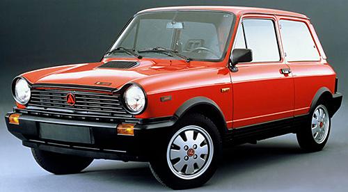 石川真禧照氏が愛車として乗り継いだ欧州車。アウトビアンキA112アバルトなどマニアック