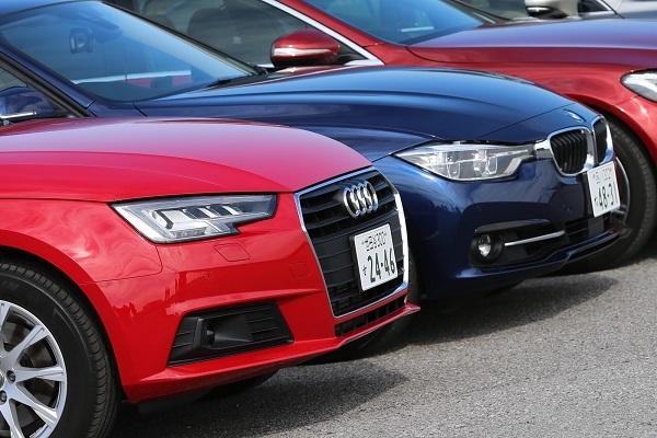 ともに高級車としてはブランドを確立しているアウディとBMWながら、クルマ好きからの支持という点では実に対照的な印象もあるアウディとBMW