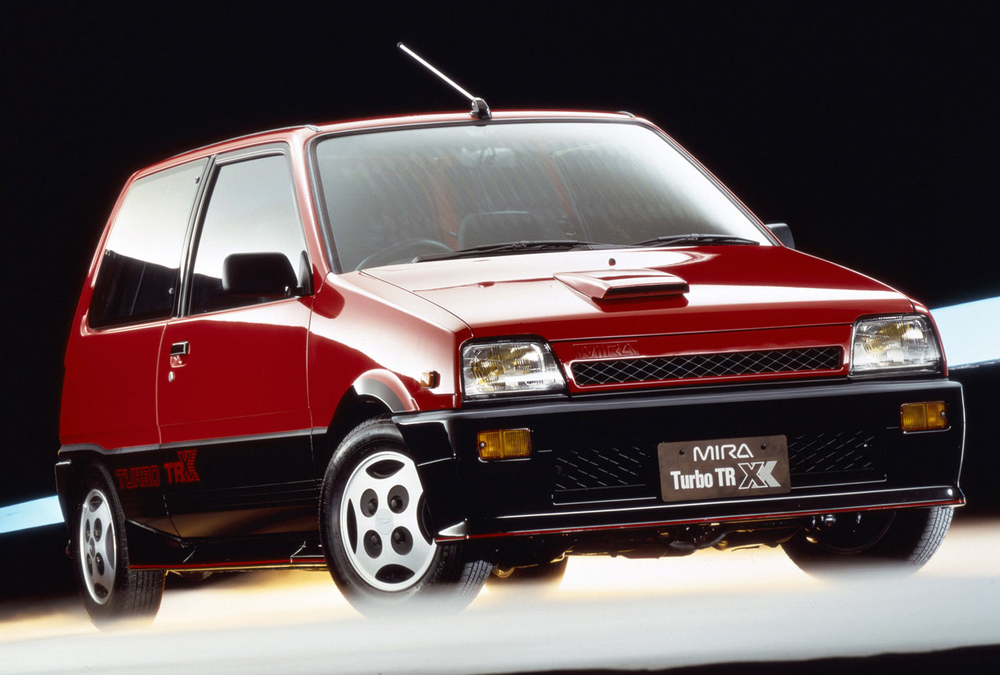 2代目ミラターボ TR-XX(1985年)