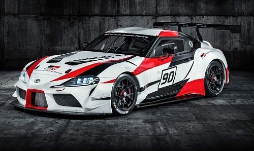 「GR Supra Racing concept」は原型のイメージを大きく留めているが果たして今後は!?