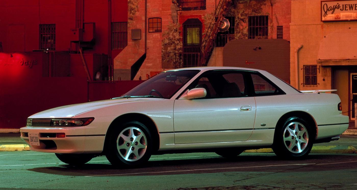 S13シルビア。老若男女に支持された名車