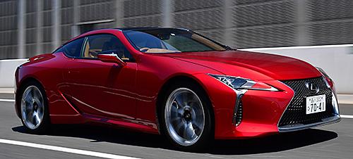 今は欧州車を超える日本車はないが、LCのプラットフォームを使うレクサス車が今後は登場。新型LSなどの乗り心地に期待したい