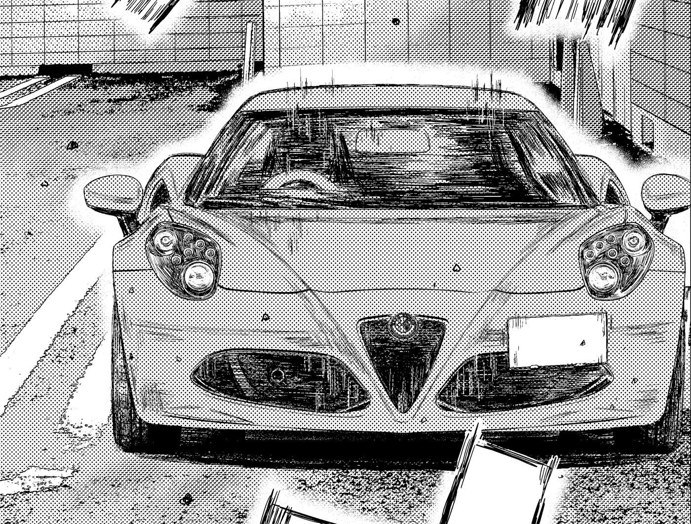 アルファ・ロメオ 4C(ベース車価格 849万円)
