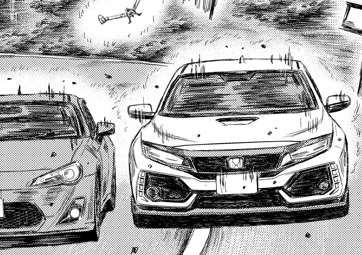 ホンダシビックタイプR(ベース車価格 450万600円)