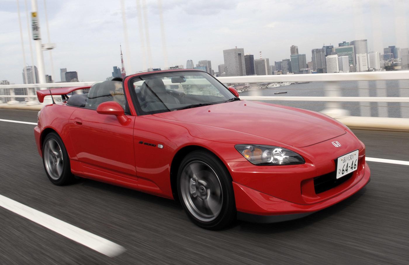 ホンダ・S2000(1999年〜2009年)