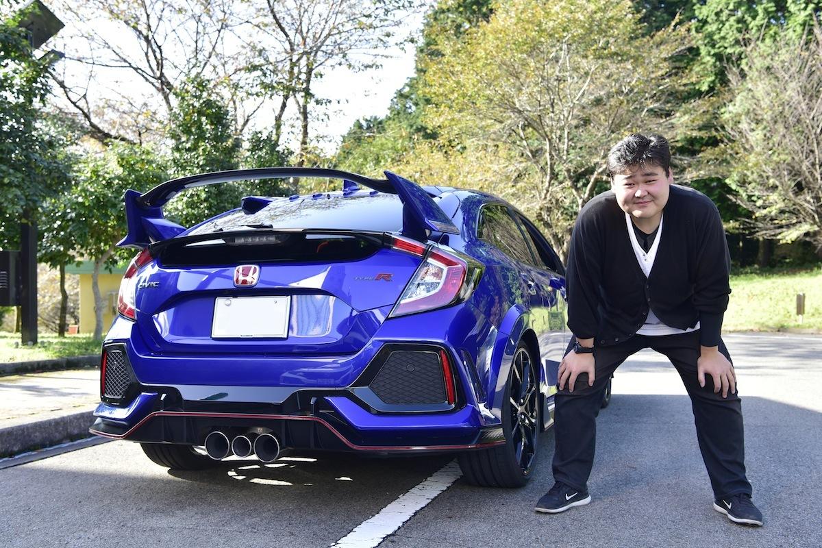 Kさんは若くして新型のオーナーに。S2000を二台乗り継いだ筋金入りのホンダ党ながら新型への理解もある