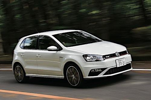 ホットハッチの王道モデル、VW ポロGTI(327万9000円〜)