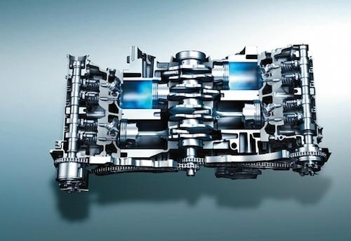 スバル車の素性よさの源泉でもある水平対向エンジン
