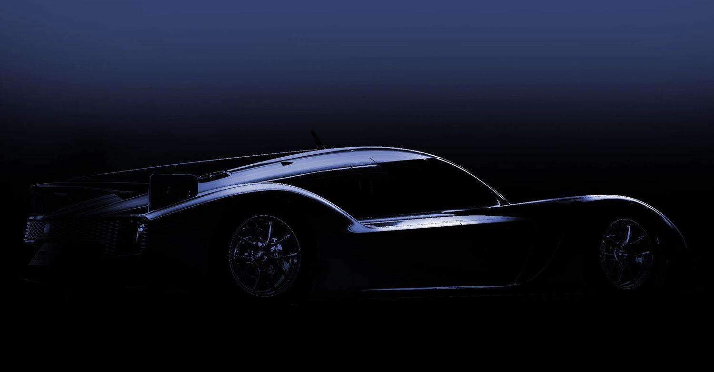 今回トヨタから発表された「GRスーパースポーツコンセプト」のティザー画像