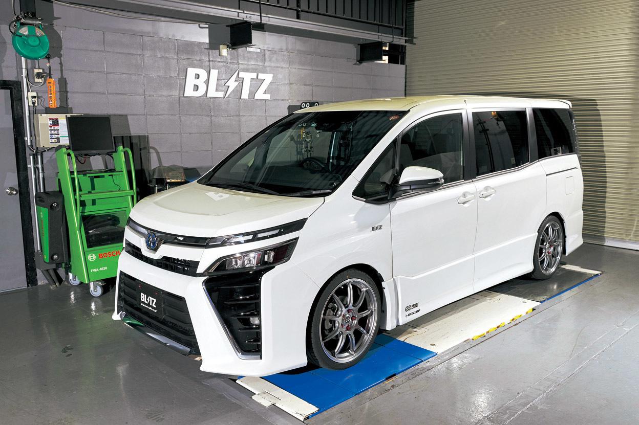 ヴォクシー/ZRR80W ZZ-R 価格:16万5240円 ZZ-R DSC 価格:23万8680円