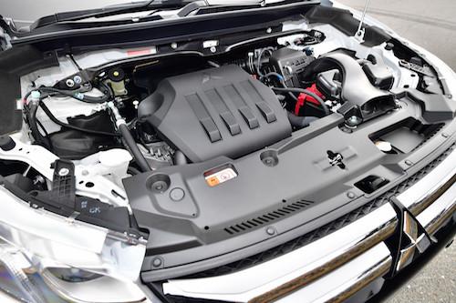 トレンドの1.5L直4ダウンサイジングターボ。最大トルクはシビック用のホンダ製1.5Lターボを上回る