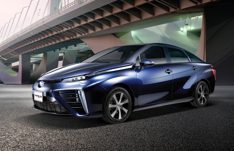 トヨタMIRAI。世界で唯一の量販型燃料電池車