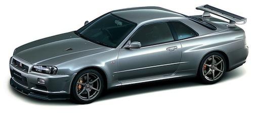 買うならイマしかない、希代の名車R34GT-Rにはその価値がある