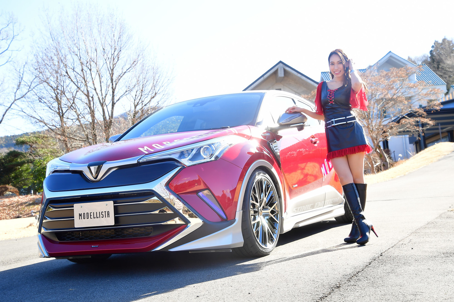 SONIC EMOTION C-HR CONCEPT