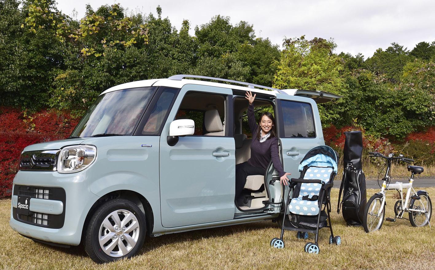 乗り込みやすく、積み込みやすく、運転しやすく、安い!