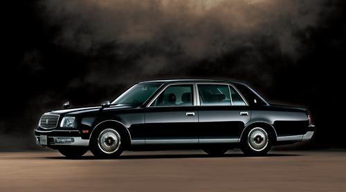 2017年まで生産が続けられてきたトヨタのフラッグシップセダン、センチュリー。かつては日本車最高価格車でもあった
