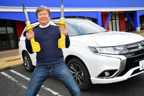 自動ブレーキや安全性など読者が気になるテーマでインプレすることも多い国沢氏