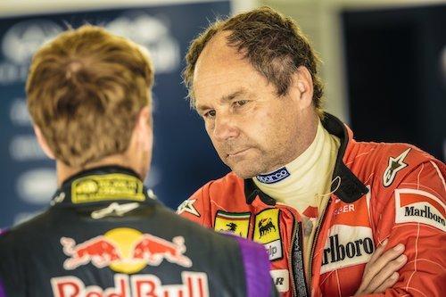 現役時代はフェラーリ、マクラーレンと名門チームを渡り、引退後はトロロッソのCEOを務めたベルガー