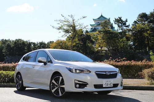 日本で最も売れているスバル車はインプレッサ。派性車種のXVも2位のセールスを記録する