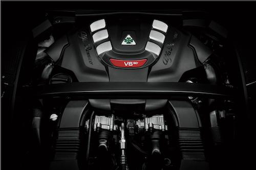 最高性能版のエンジンはジュリアにも搭載されるV6、3Lツインターボで510psを発揮
