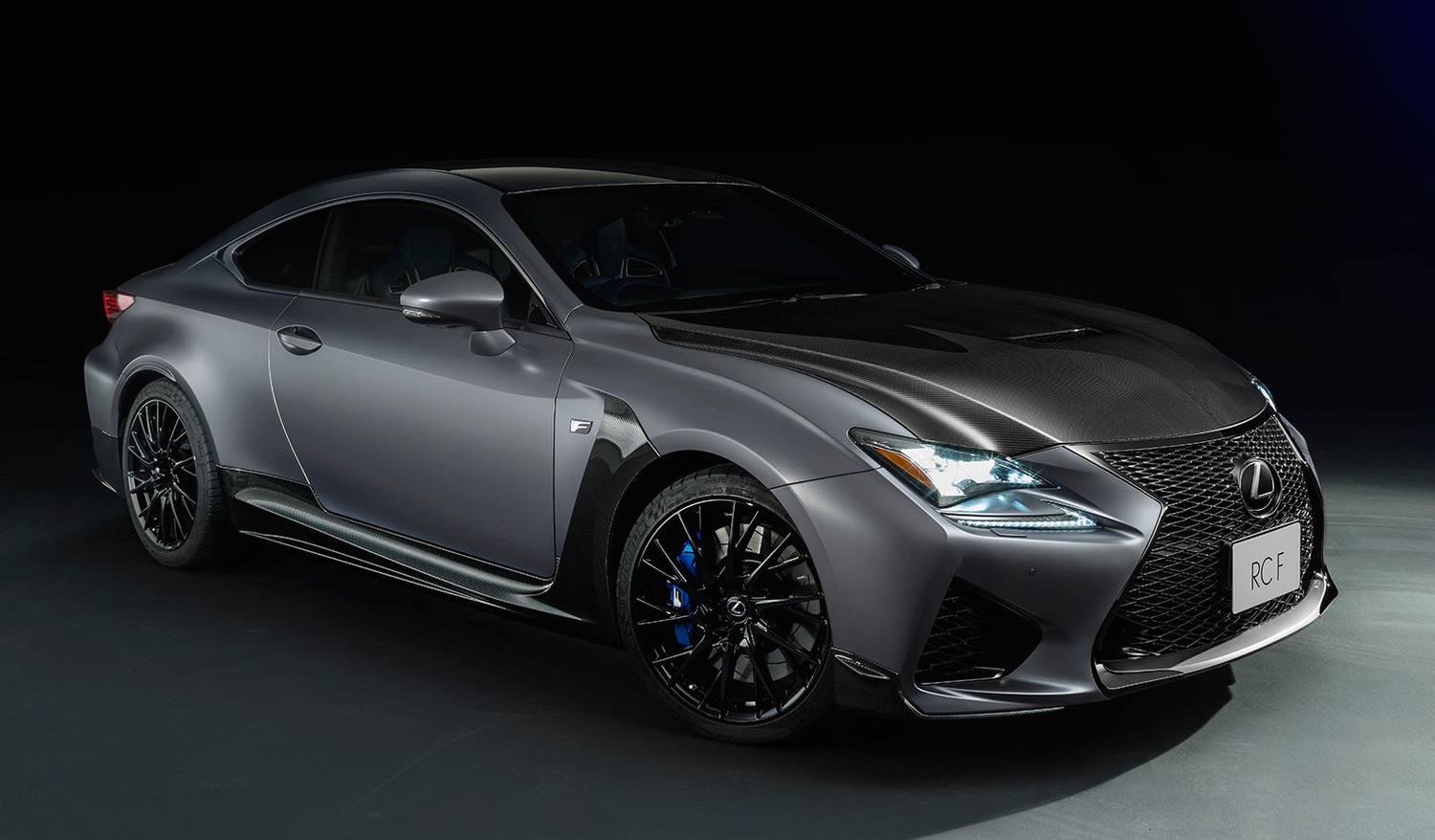 "RC F ""F 10th Anniversary"""