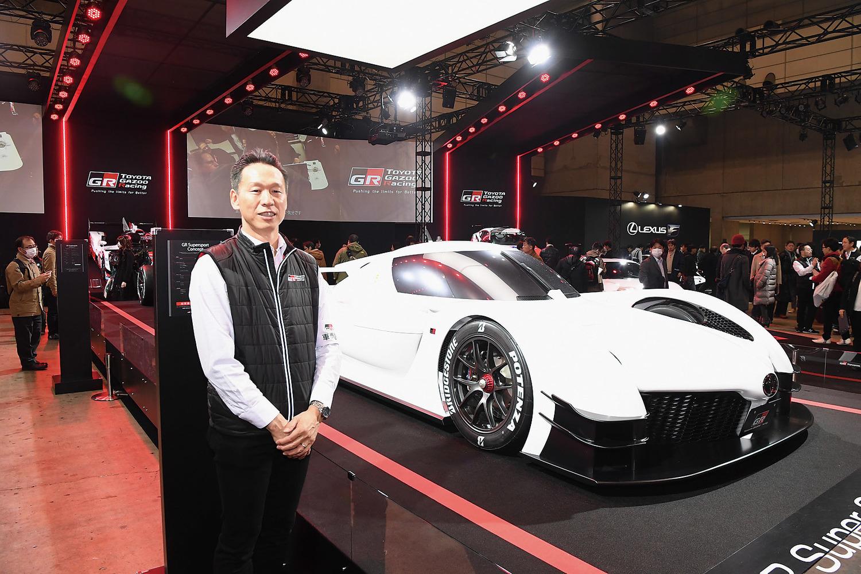 古場博之氏とGRスーパースポーツコンセプト