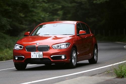 BMW 118d/389万円