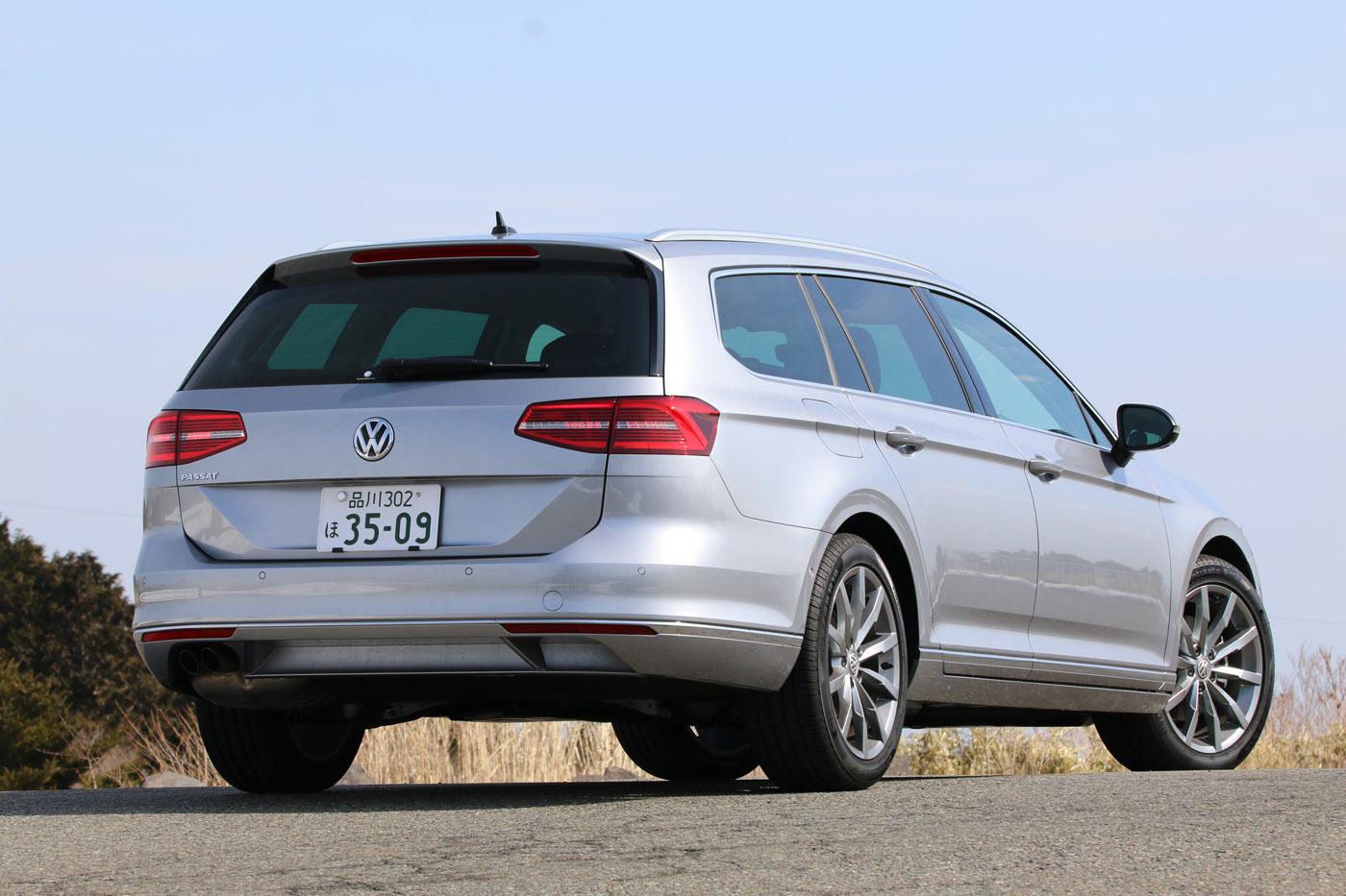 日本車の新車市場にはほぼ姿を消したミドルクラスの上級ワゴン。「待っていたぞ!」という人も多いハズ