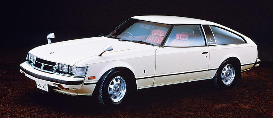 初代セリカXX(1978年~1981年)/スープラ(日本仕様は2代目までセリカXX)の歴史はこのモデルから始まった。歴代のトップグレードはすべてNA&ターボの直6エンジン。新型もそれを受け継ぐ