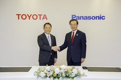 電池の生産コストを低減するためにもトヨタとパナソニックの協業は大きなファクターだ