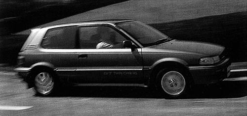 エンジンフィールに加え、走りのバランスがいいと評価の高かったFX-GT