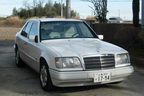 W124型
