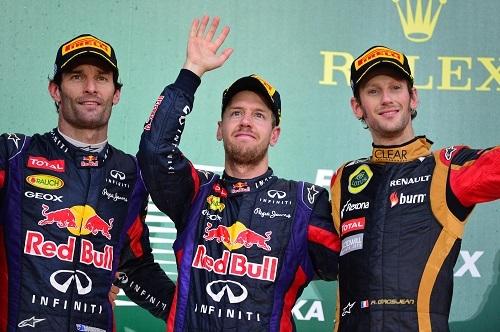 F1新時代の到来を予感させたレッドブルとベッテルの躍進。鈴鹿を走れる喜びを多くのドライバーが噛みしめてくれた年でもあった
