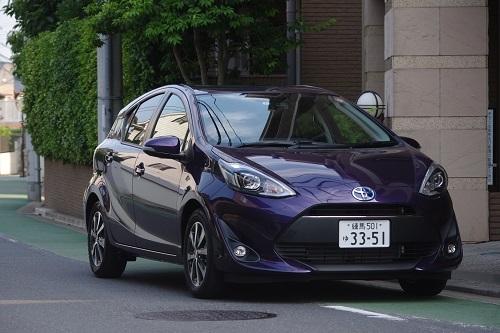 トヨタ アクア/価格帯:178万5240-208万9800円(※GRスポーツ除く)
